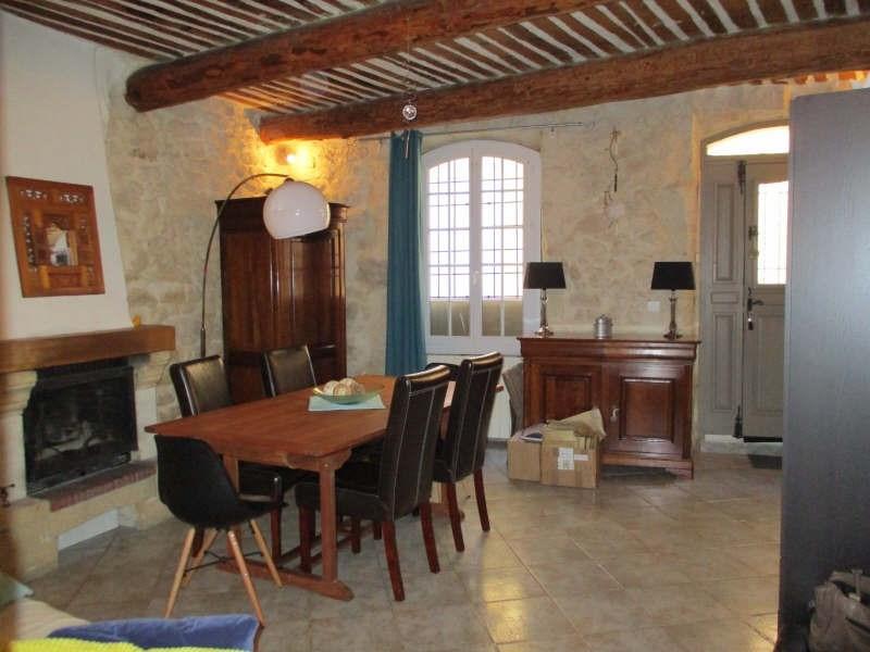 Rental house / villa Alleins 850€ CC - Picture 1