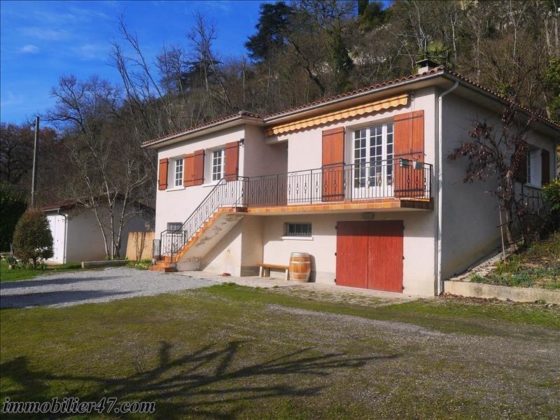 Sale house / villa St hilaire de lusignan 195000€ - Picture 1