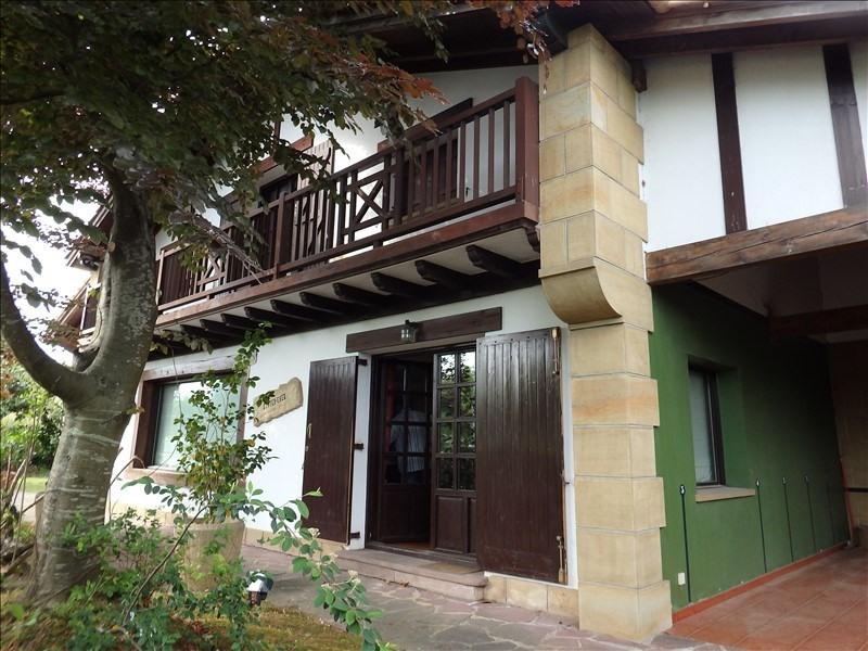 Deluxe sale house / villa Hendaye 550000€ - Picture 1
