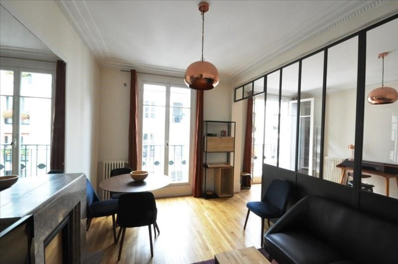 Rental apartment Paris 8ème 2 450€ CC - Picture 5