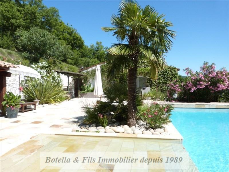 Vendita casa Lussan 499000€ - Fotografia 3