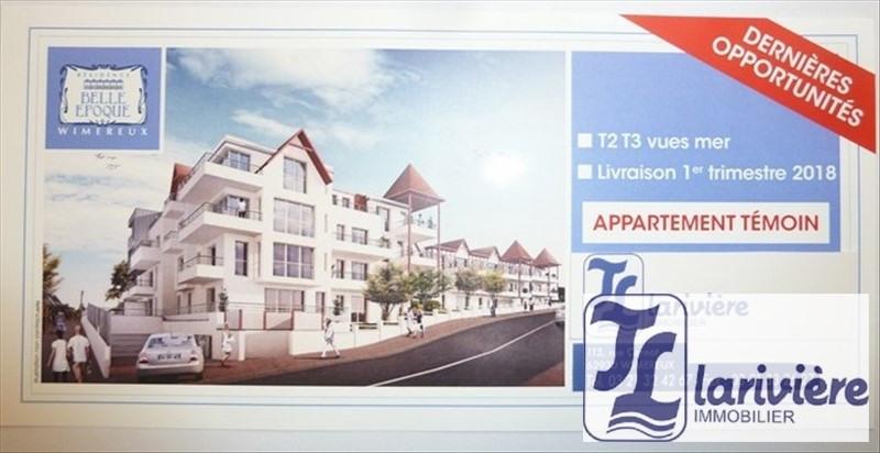 Vente appartement Wimereux 238000€ - Photo 1