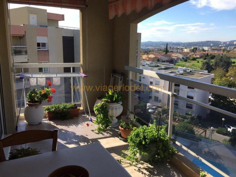 Vendita nell' vitalizio di vita appartamento Saint-laurent-du-var 73500€ - Fotografia 8