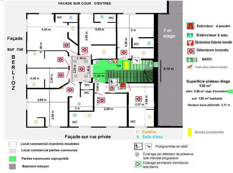 Vente de prestige immeuble Nice 1480000€ - Photo 2