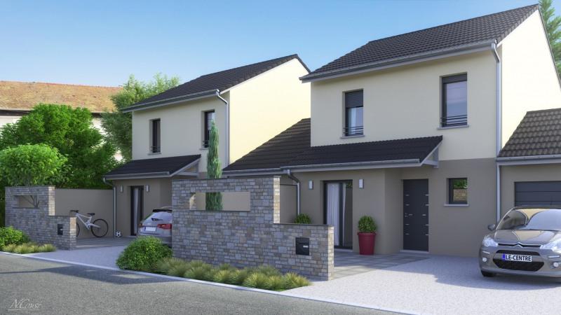 Maison  4 pièces + Terrain 219 m² Les Abrets par LA MAISON DES COMPAGNONS