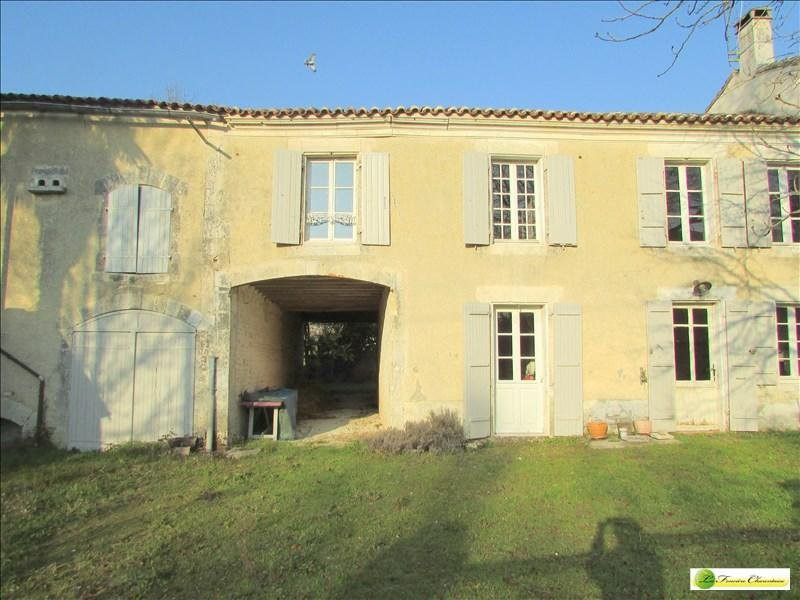 Vente maison / villa Gourville 210 000€ - Photo 18