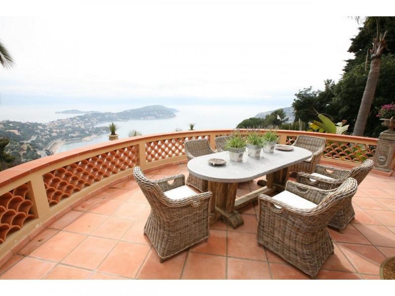 Vente de prestige maison / villa Villefranche sur mer 3750000€ - Photo 5