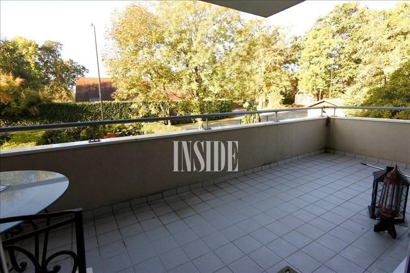 Vente appartement Prevessin-moens 440000€ - Photo 1