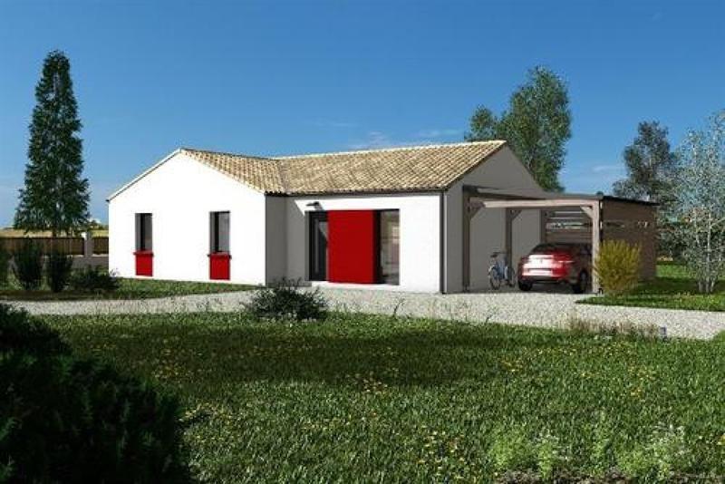 Maison  5 pièces + Terrain 468 m² Saint-Gervais par maisons PRIMEA
