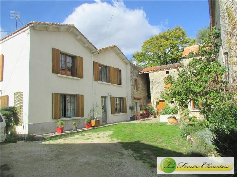Vente maison / villa Mansle 118000€ - Photo 1