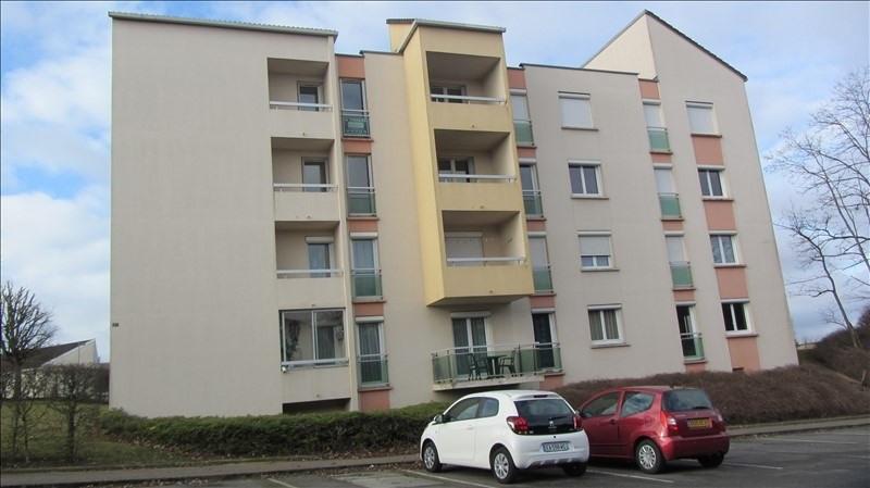 Vente appartement Talant 113000€ - Photo 1