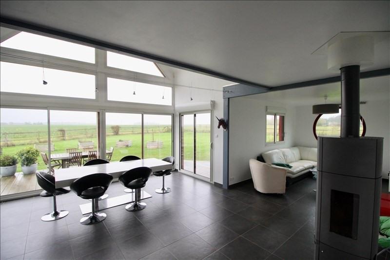 Vente maison / villa Damville 349000€ - Photo 3