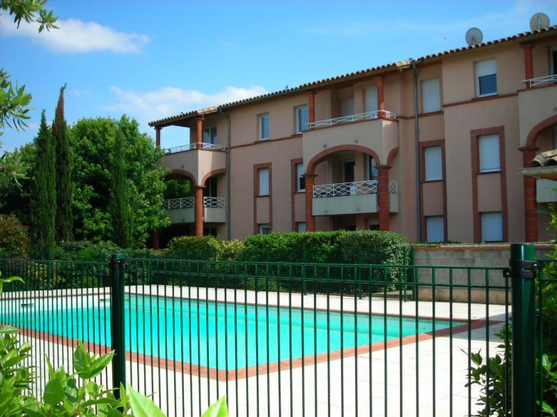 Location appartement Colomiers 554€ CC - Photo 1