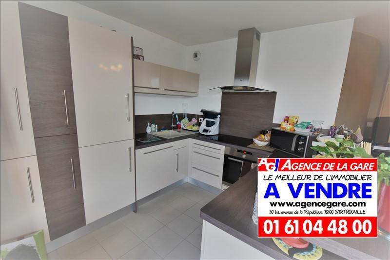 Vente appartement Sartrouville 269000€ - Photo 3