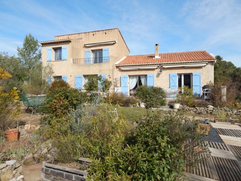 Vente maison / villa Sillans-la-cascade 352000€ - Photo 3