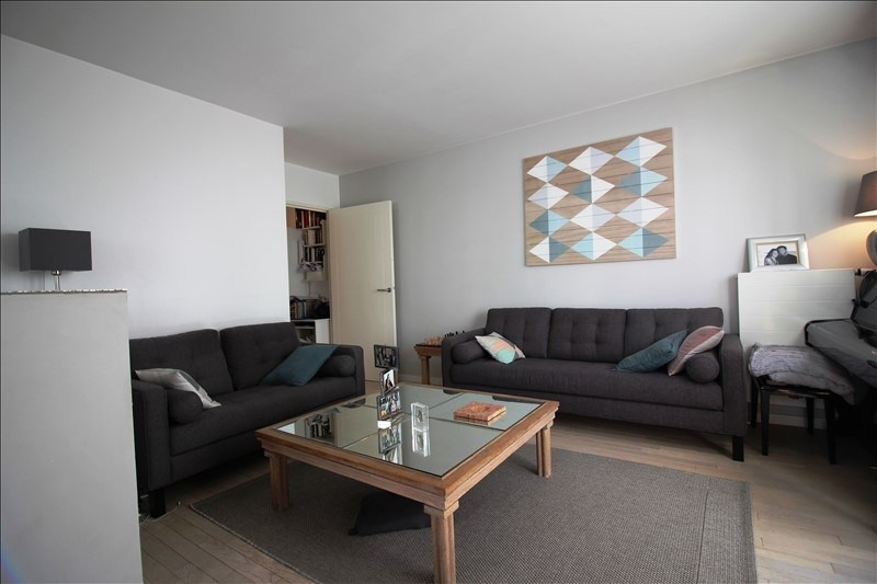 Rental apartment Boulogne billancourt 1 800€ CC - Picture 4