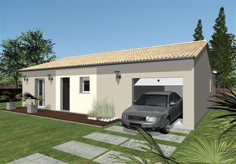 Maison  4 pièces + Terrain 1379 m² Badinières (38300) par STAR BAT