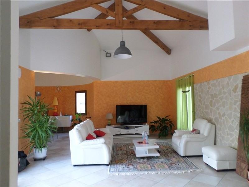 Vente de prestige maison / villa Gratentour 494000€ - Photo 4