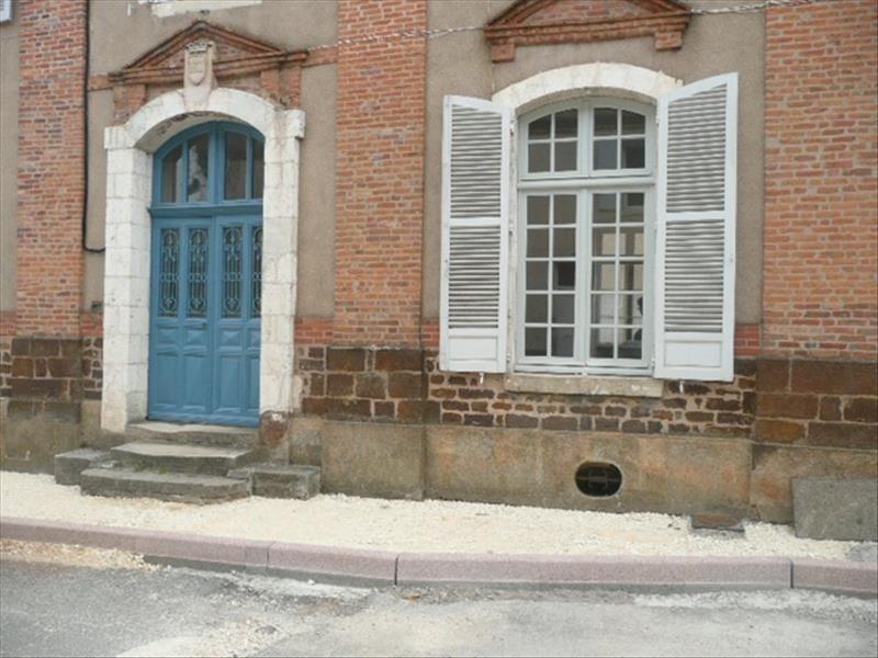 Rental apartment Henrichemont 400€ CC - Picture 1