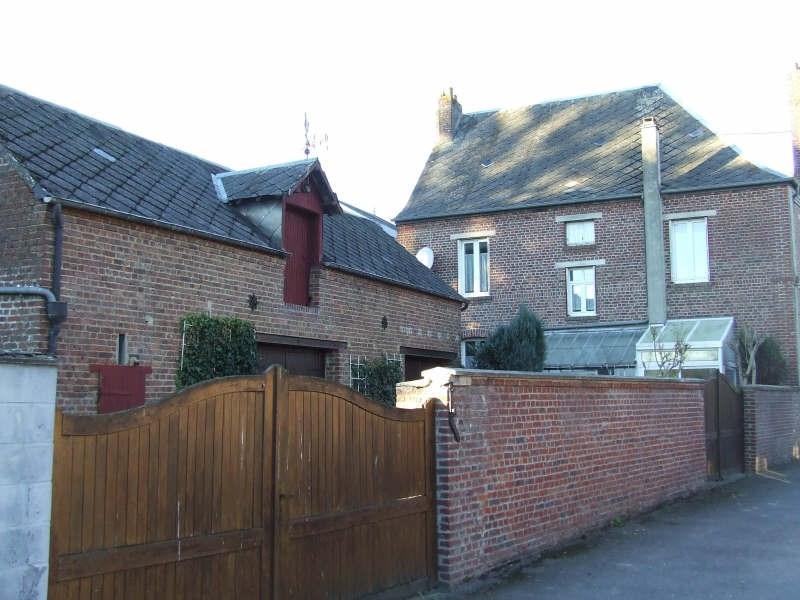 Vente maison / villa La capelle 101000€ - Photo 1