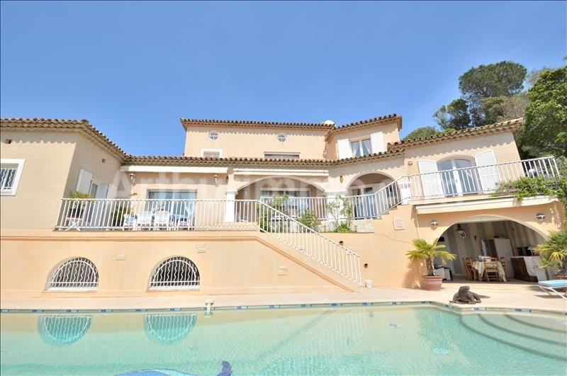 Vente de prestige maison / villa Les issambres 1449000€ - Photo 3