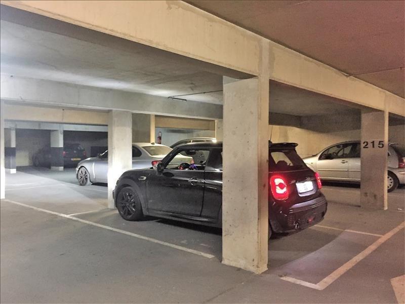 Locação estacionamento Levallois perret 120€ CC - Fotografia 1