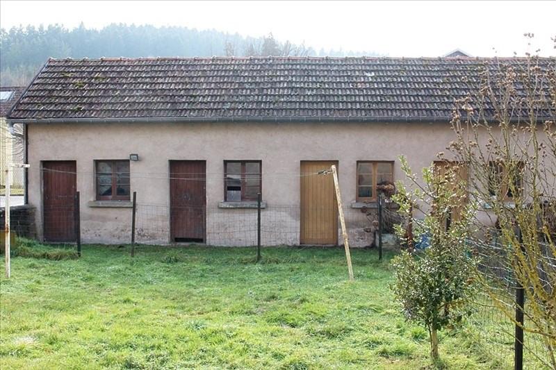 Vente maison / villa Moyenmoutier 65800€ - Photo 4