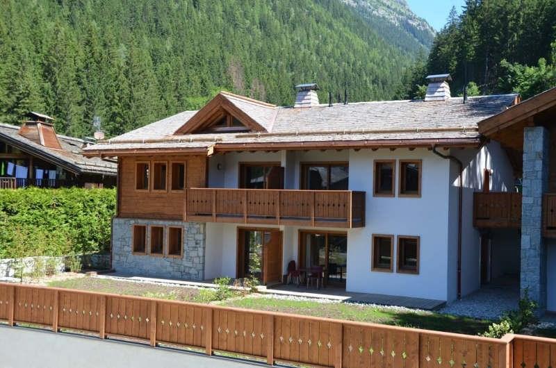 Verkoop van prestige  appartement Chamonix mont blanc 630000€ - Foto 7