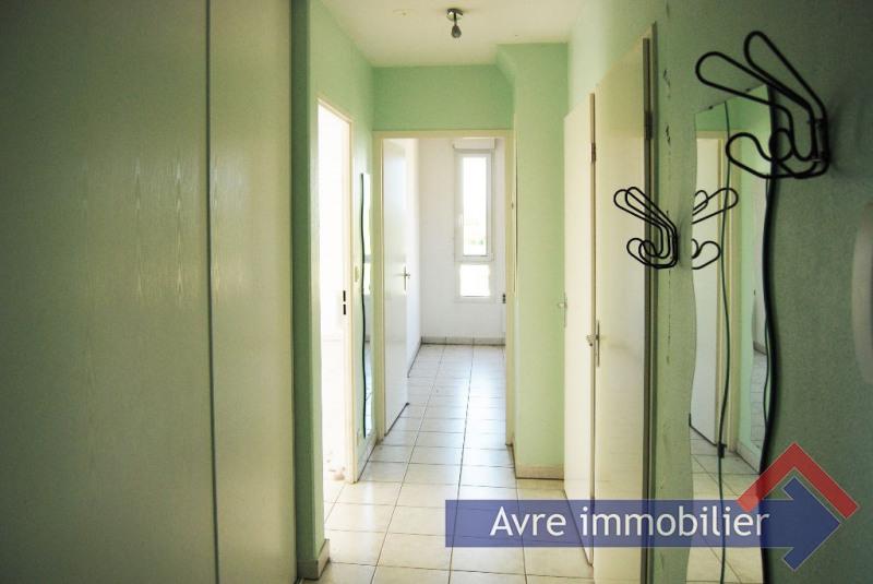Vente appartement Verneuil d avre et d iton 91000€ - Photo 2