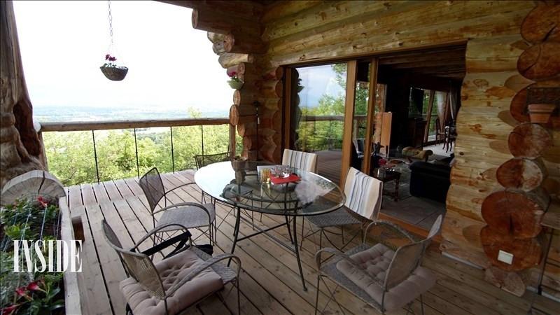 Verkoop van prestige  huis Crozet 1150000€ - Foto 5