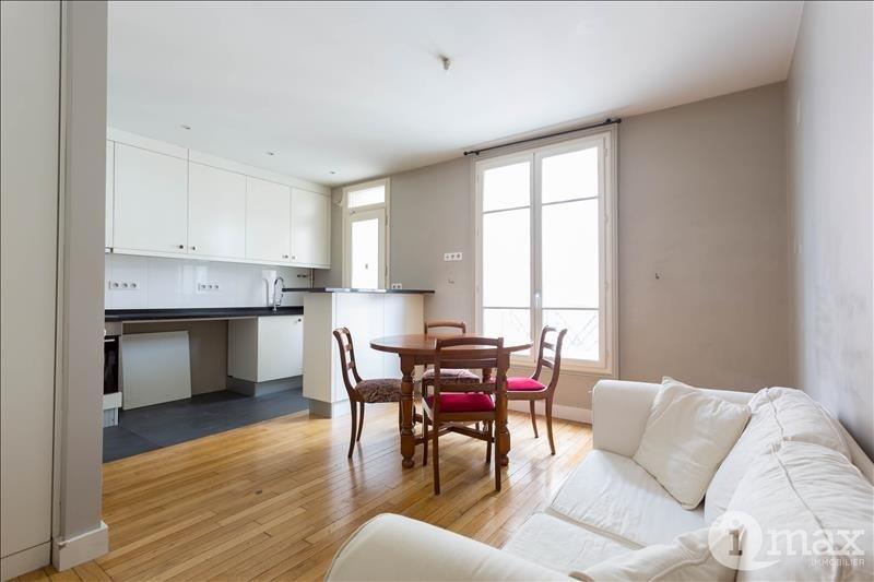 Vente appartement Paris 16ème 440000€ - Photo 2