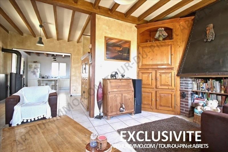 Sale house / villa La tour du pin 227000€ - Picture 6