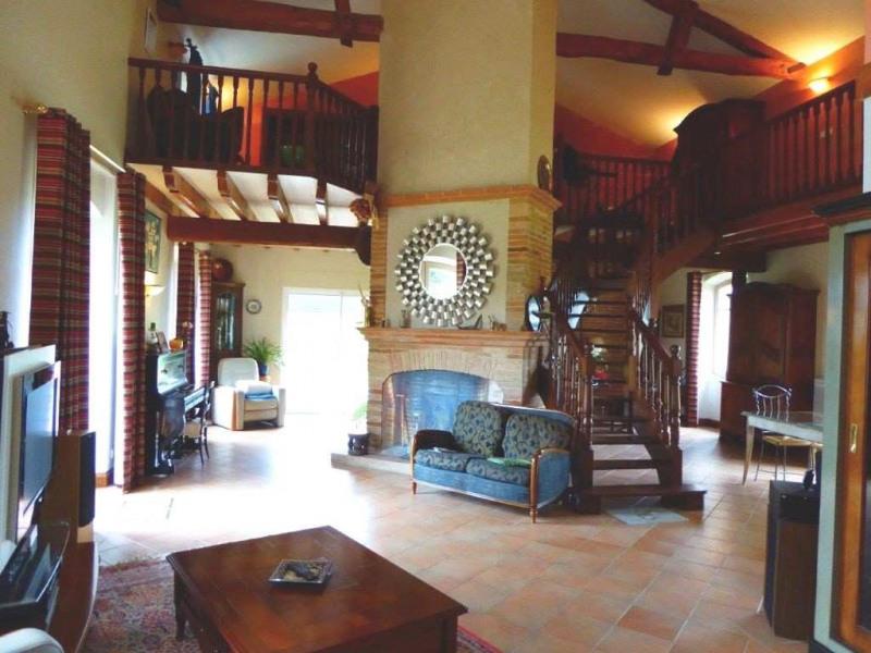 Deluxe sale house / villa Montrabe secteur 819000€ - Picture 17