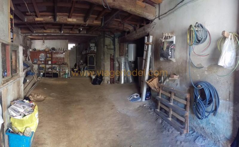 Lijfrente  huis Montouliers 35000€ - Foto 8