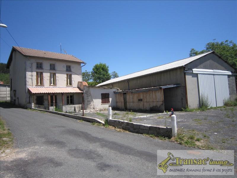 Vente maison / villa St remy sur durolle 86800€ - Photo 1