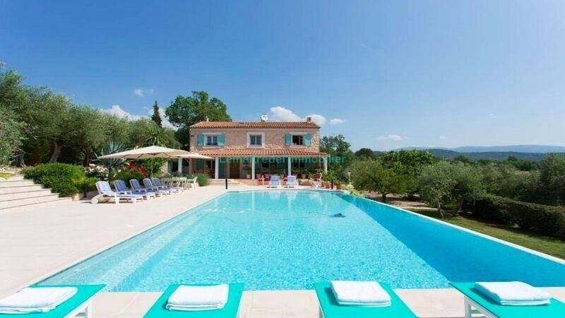 Vente de prestige maison / villa Saint cezaire sur siagne 779000€ - Photo 1