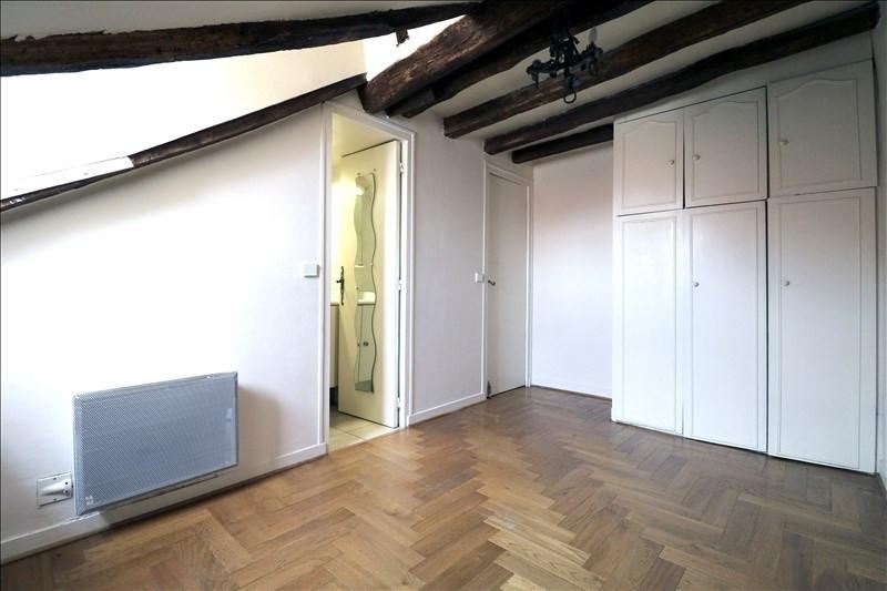 Sale apartment Versailles 214000€ - Picture 7