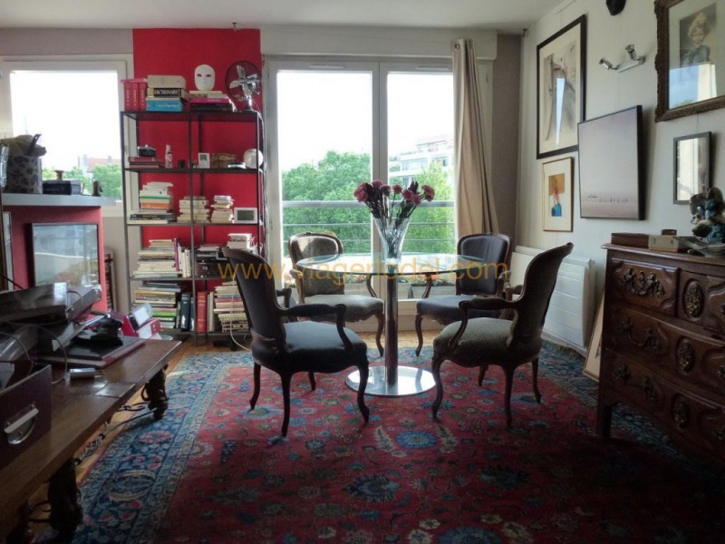 Viager appartement Lyon 3ème 52500€ - Photo 2