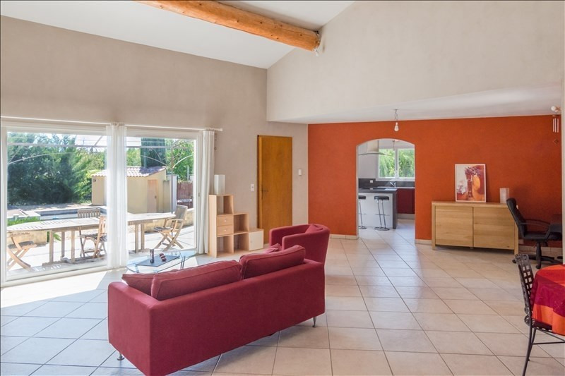 Vente maison / villa Aubignan 378 000€ - Photo 4