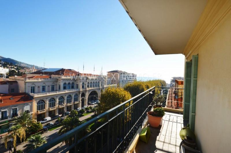 Vente de prestige appartement Menton 600000€ - Photo 1
