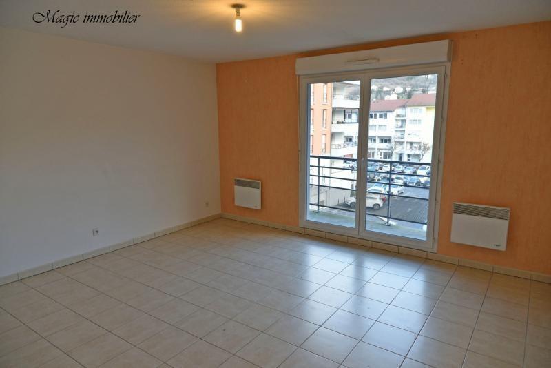 Location appartement Bellegarde sur valserine 542€ CC - Photo 1