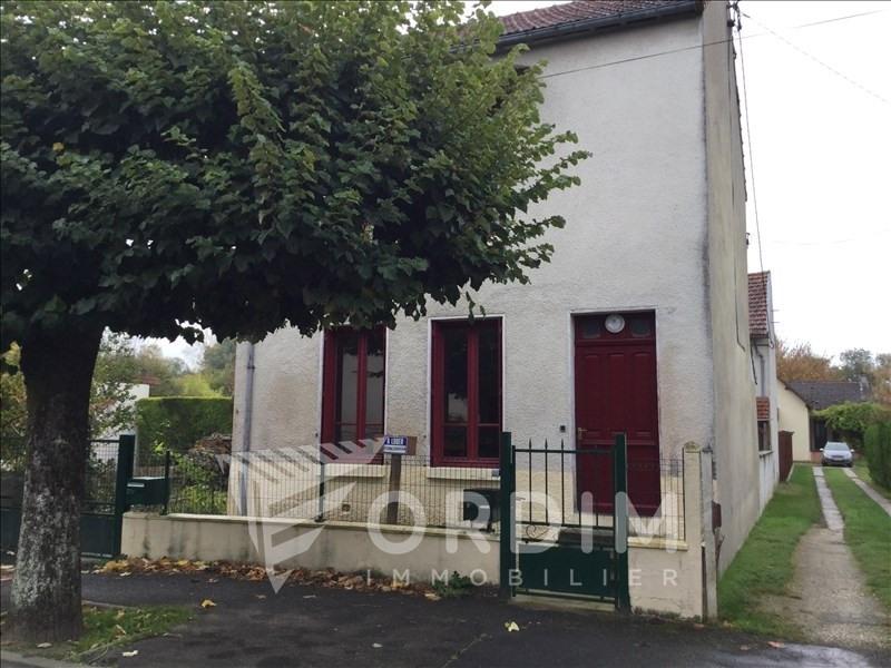 Location maison / villa Cosne cours sur loire 567€ CC - Photo 1