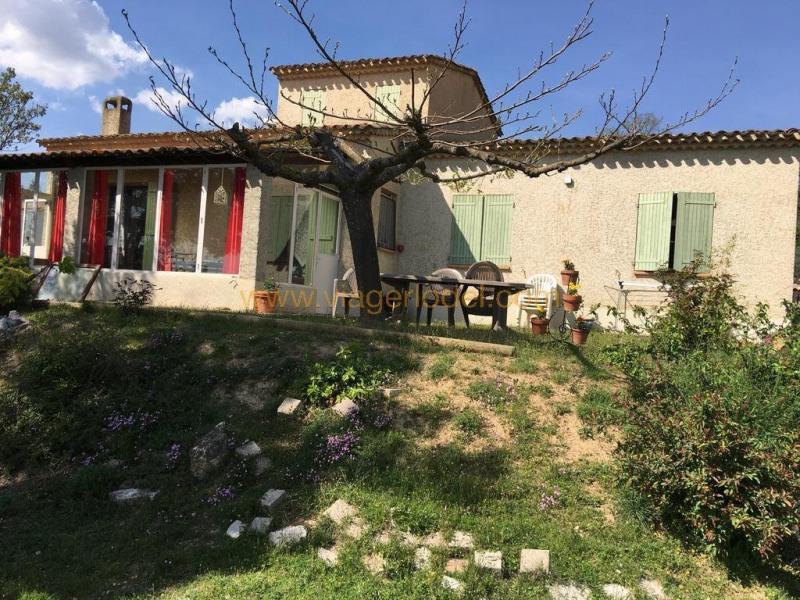 Vendita nell' vitalizio di vita casa Vinon-sur-verdon 120000€ - Fotografia 1