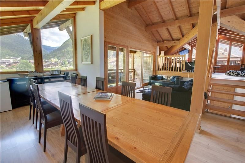 Deluxe sale house / villa Montriond 1 295 000€ - Picture 3