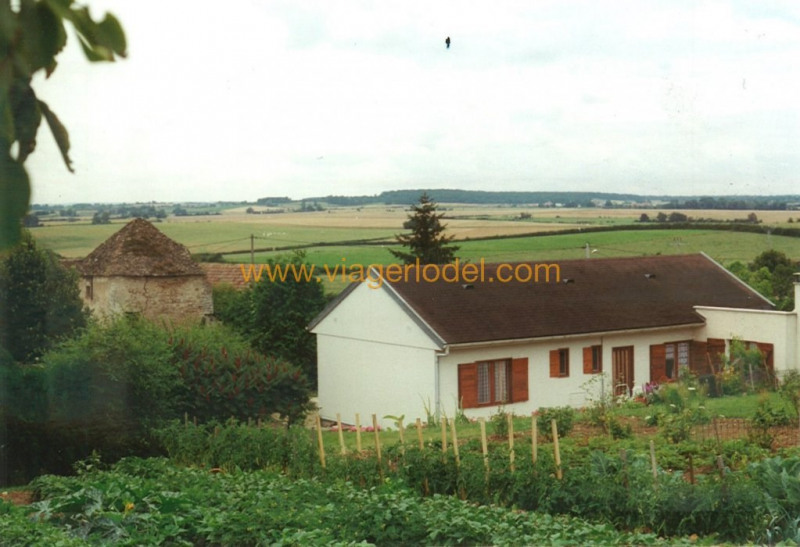 Life annuity house / villa Trevilly 25000€ - Picture 10