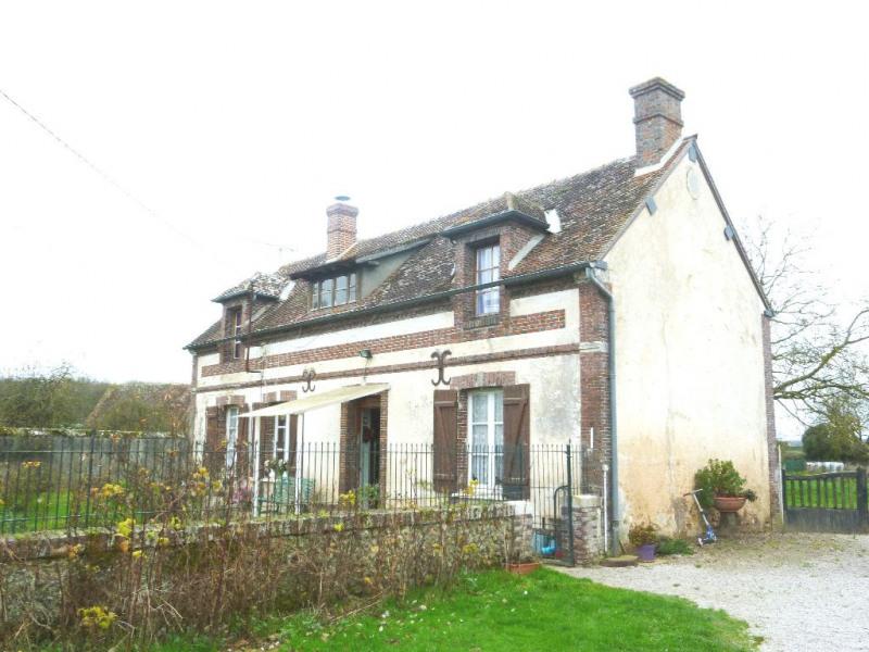 Vente maison / villa Verneuil d'avre et d'iton 142000€ - Photo 1