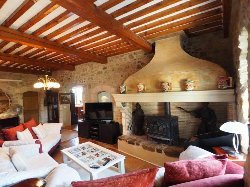 Deluxe sale house / villa Uzes 897 750€ - Picture 13