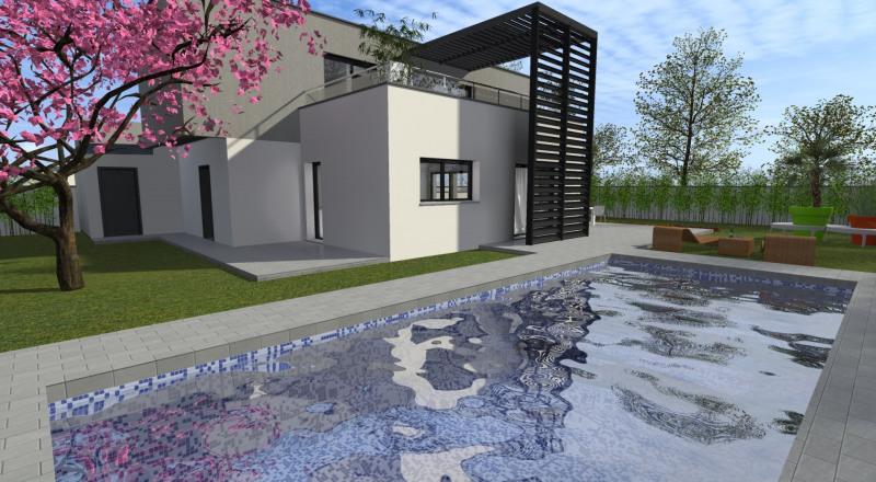 """Modèle de maison  """"Modèle de maison 4 pièces"""" à partir de 4 pièces Tarn-et-Garonne par DC ARCHITECTURE"""
