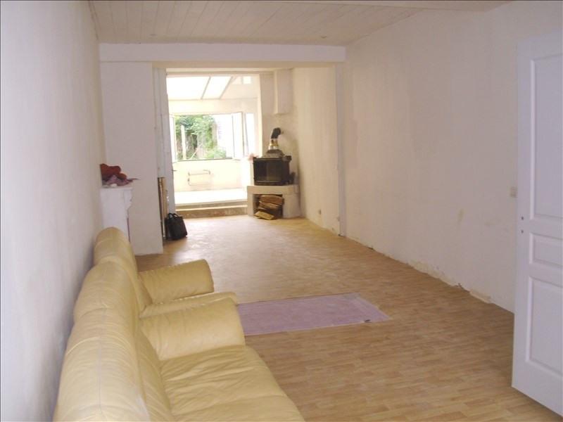 Sale house / villa Billy montigny 115000€ - Picture 1