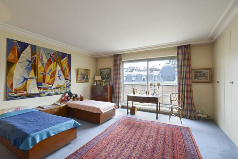 Revenda residencial de prestígio apartamento Paris 16ème 3140000€ - Fotografia 10